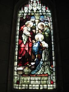 Grace Episcopal Church, Oak Park, IL, window