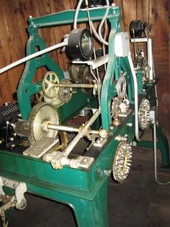 chiming mechanism
