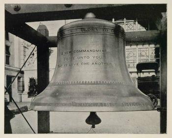 Columbian Exposition bell 1893