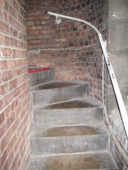 Rockefeller staircase