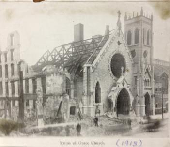 Grace Episcopal Church, Chicago, 1915