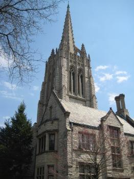 Northwestern University tower