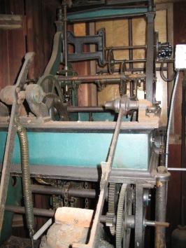 St. Hyacinth clock mechanism
