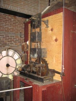 St. Hyacinth clock mechanism 2