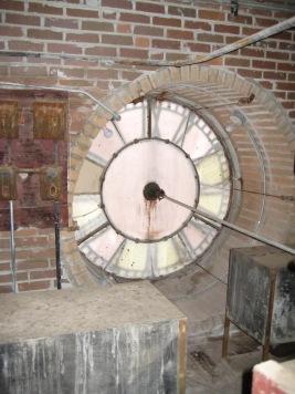 St. Hyacinth clock face