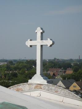 St. Hyacinth cross