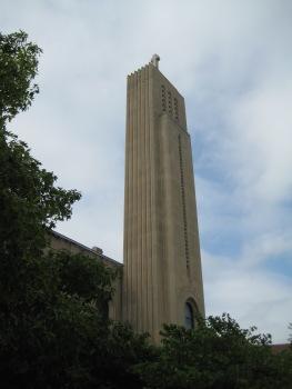 Loyola University chapel
