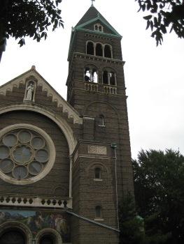 All Saints St. Anthony Catholic Church